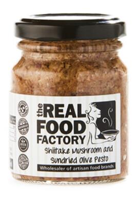Shiitake Mushroom and Sundried Olive Pesto 130ml