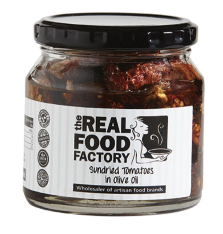 Sundried Tomatoes in Olive Oil 260ml