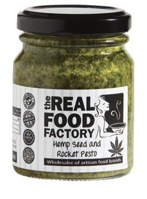 Hemp Seed & Rocket Pesto 130ml