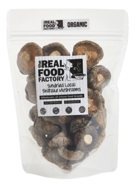 Dried Local Shiitake Mushrooms 100g