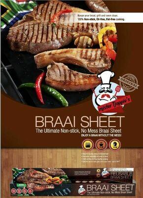 Supreme Braai Kit (MISTER TJOPPIE goodies plus Apron)