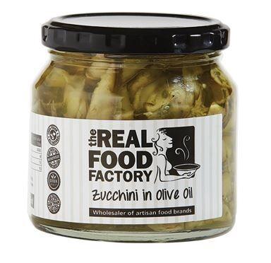 Zucchini in Olive oil 260ml