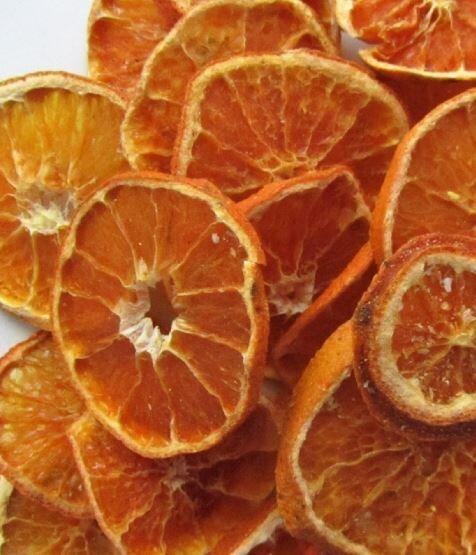The Fruit Cellar – Naartjies 150g