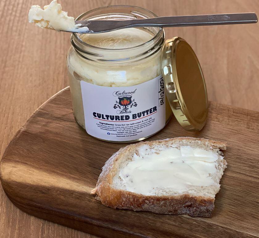 Cultured butter  250ml