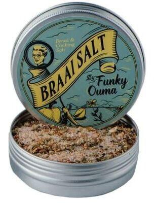 Funky Ouma Braai Travel Tin