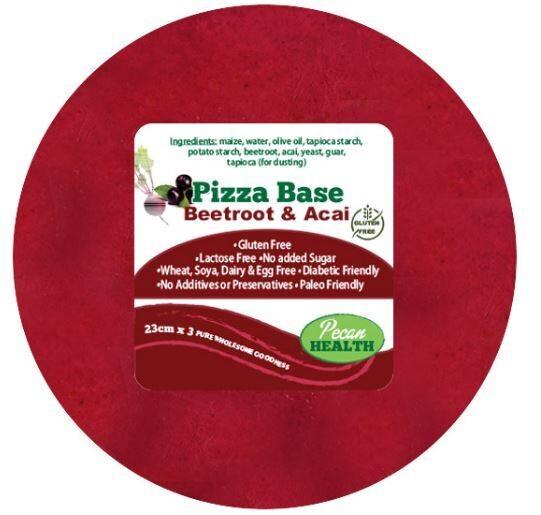 BEETROOT & ACAI PIZZA BASE (3)