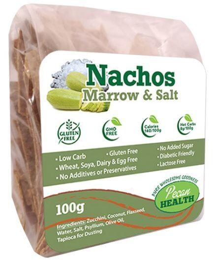 MARROW & SALT NACHOS 100g