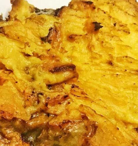 Venison and Sweet Potato Cottage Pie 375g