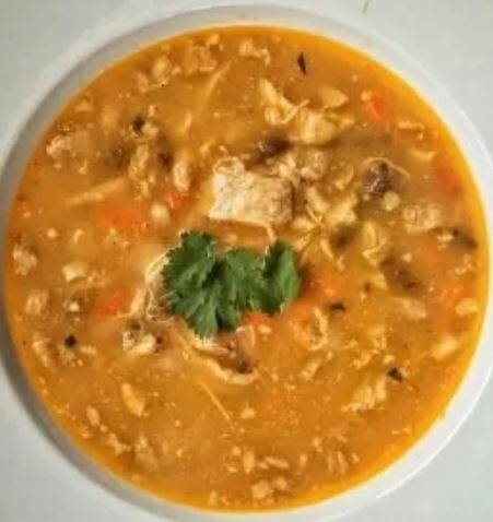Thai Style Chicken and coconut milk soup 350g