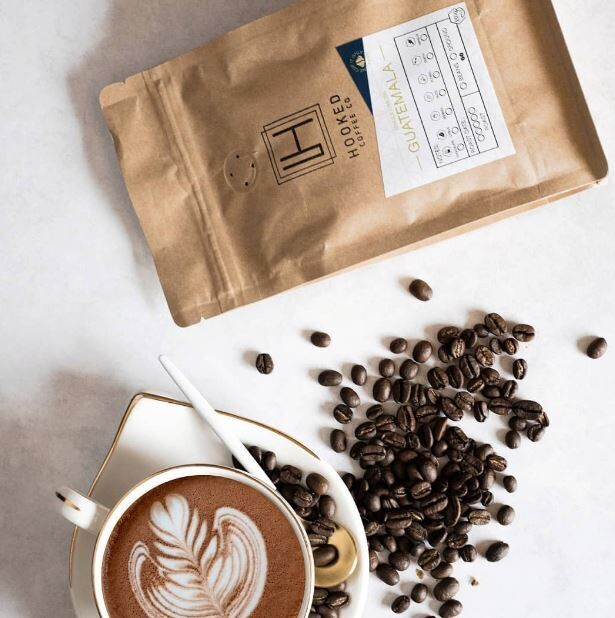 Hooked Coffee Blend (Beans)