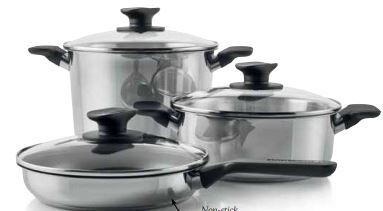 Universal Cookware Complete Set
