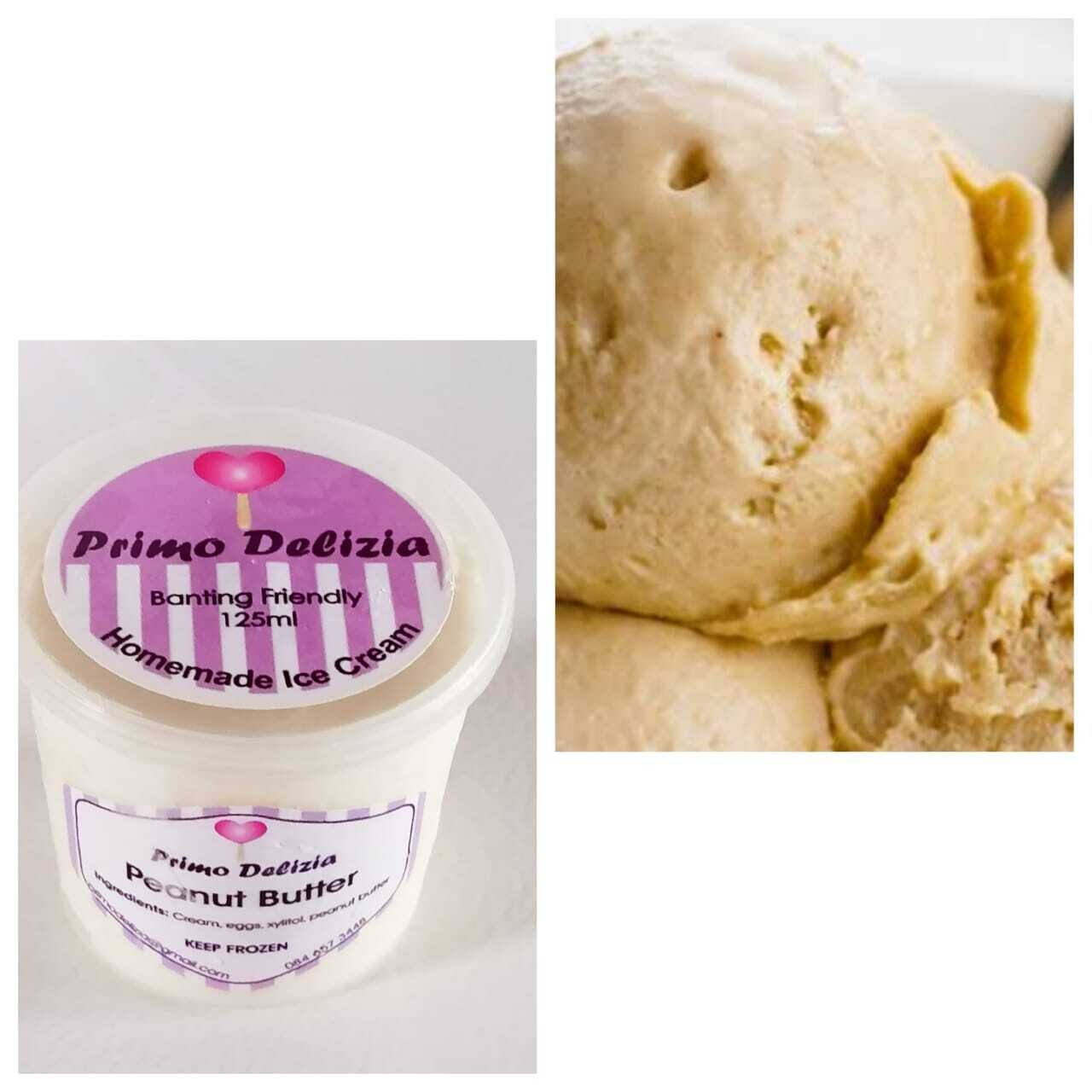Banting Icecream (Peanut Butter)