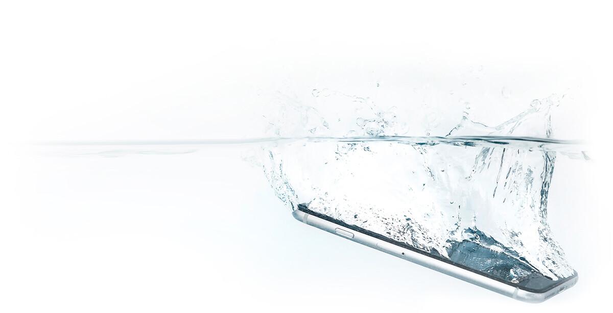 Vann/fuktskader mobil reparasjon