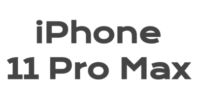 iPhone 11 Pro Max - Reparasjon