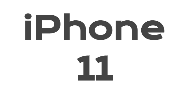 iPhone 11 - Reparasjon