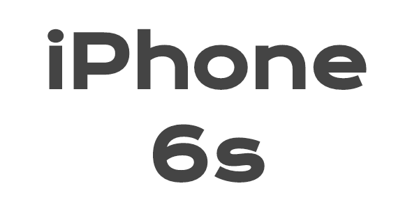 iPhone 6s - Reparasjon