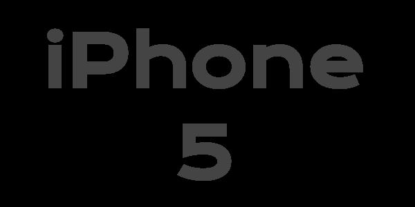 iPhone 5 - Reparasjon