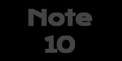 Galaxy Note 10 SM-N970F - Reparasjon