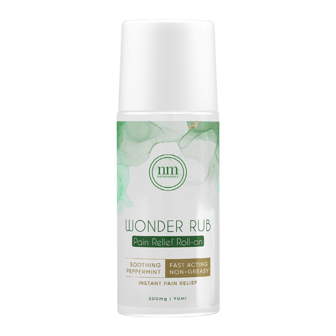 Wonder Rub Pain Relief Roll-On