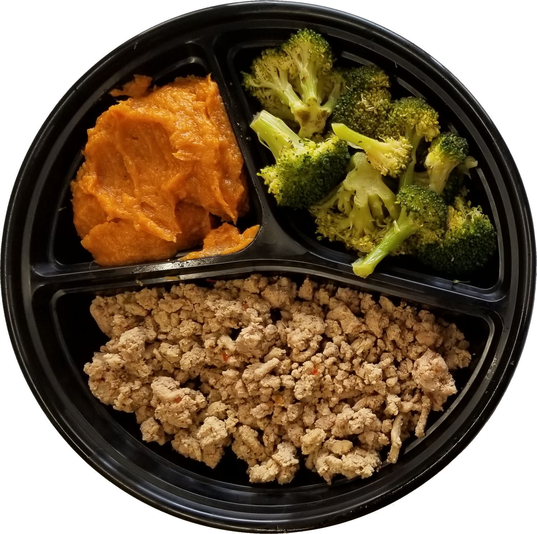 Custom Lean Ground Turkey Meal