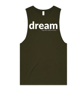 Unisex - Dream Big Tank