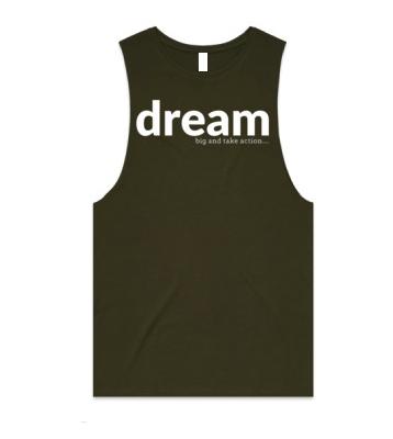 Unisex - Dream Big Tank