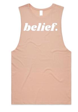 Unisex - Belief Tank
