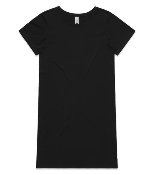 Custom Women's Short Sleeve Dress