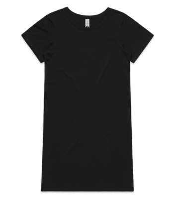 Custom Women's Short Sleeve Dress