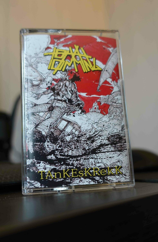 Tankeskrekk (kassett)