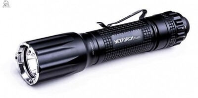 Nextorch TA30S Tactical LED 1300 Lumen Taschenlampe