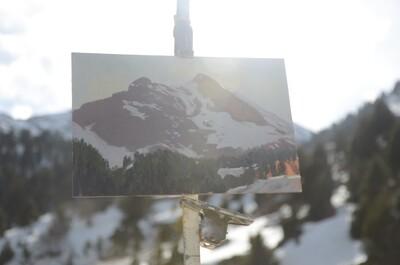 Olot - Landscape painting