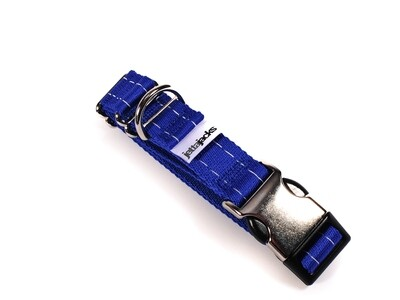 LAY-FLAT MARTINGALE COLLARS (WITH BUCKLE) - 1