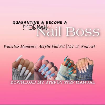 Nail Boss Manual Download