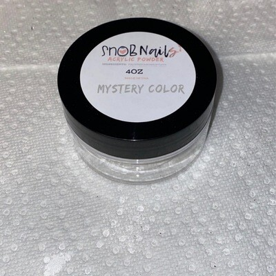 4oz Mystery Color