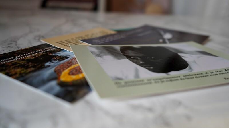 10 cartes postales