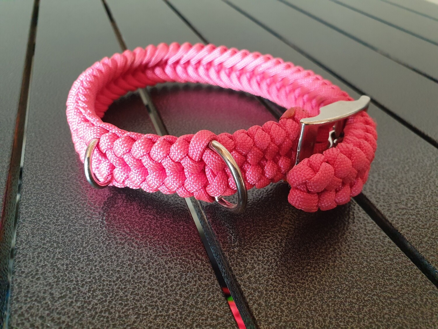 Pink small collar