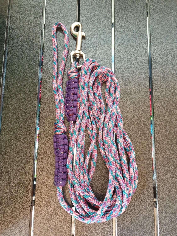 Unicorn and Purple 4m lead