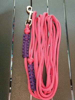 Pink and Purple 4m lead