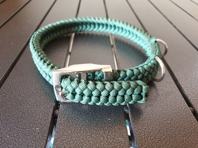Hunter Green Medium Collar