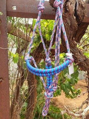Unicorn, Blue and purple Halter