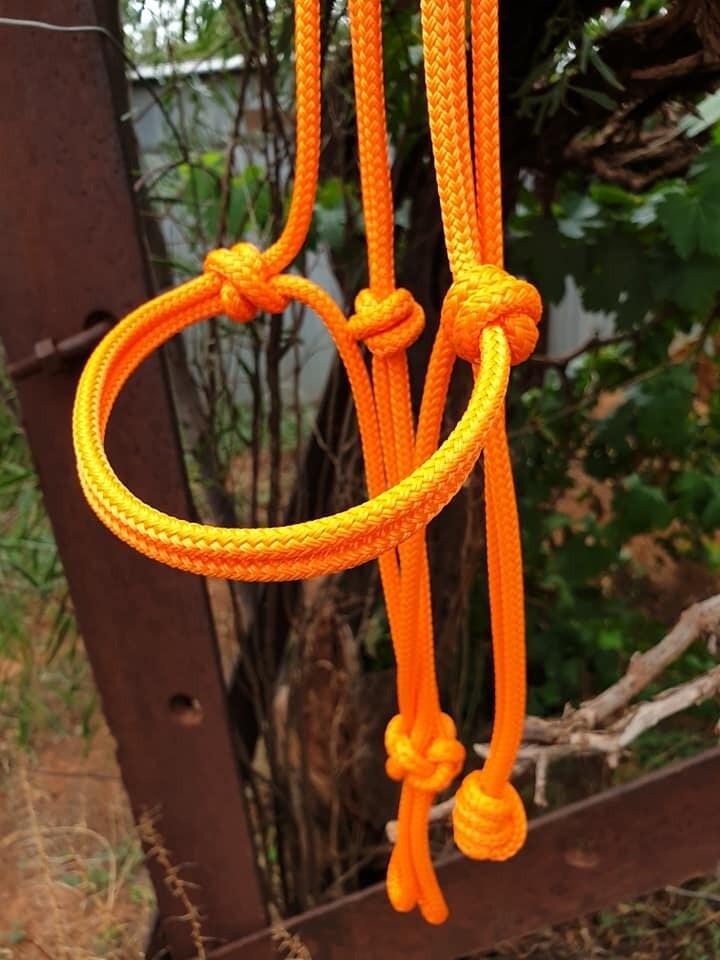 Orange Halter