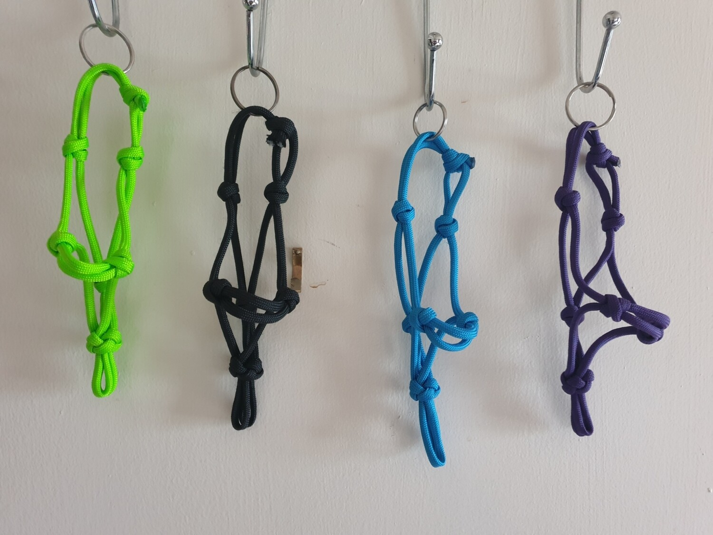 Rope Halter Keyring