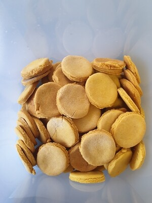 Peanut butter and pumpkin biscuits 50g