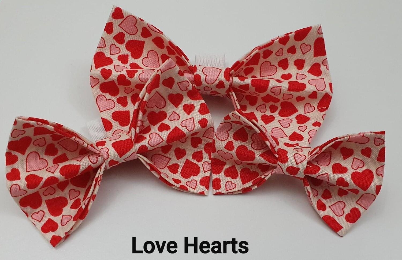 Love Hearts Bowtie