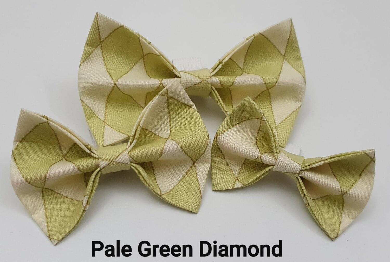 Pale Green Diamond.