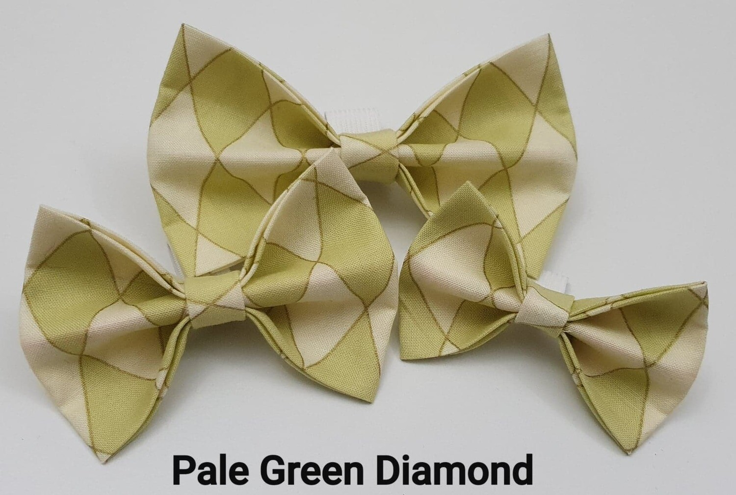 Pale Green Diamond.