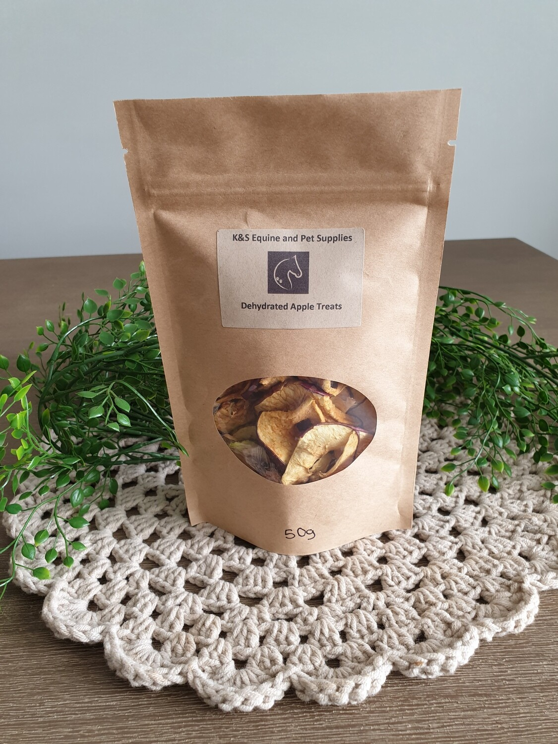 Dehydrated Apple 50g Bag