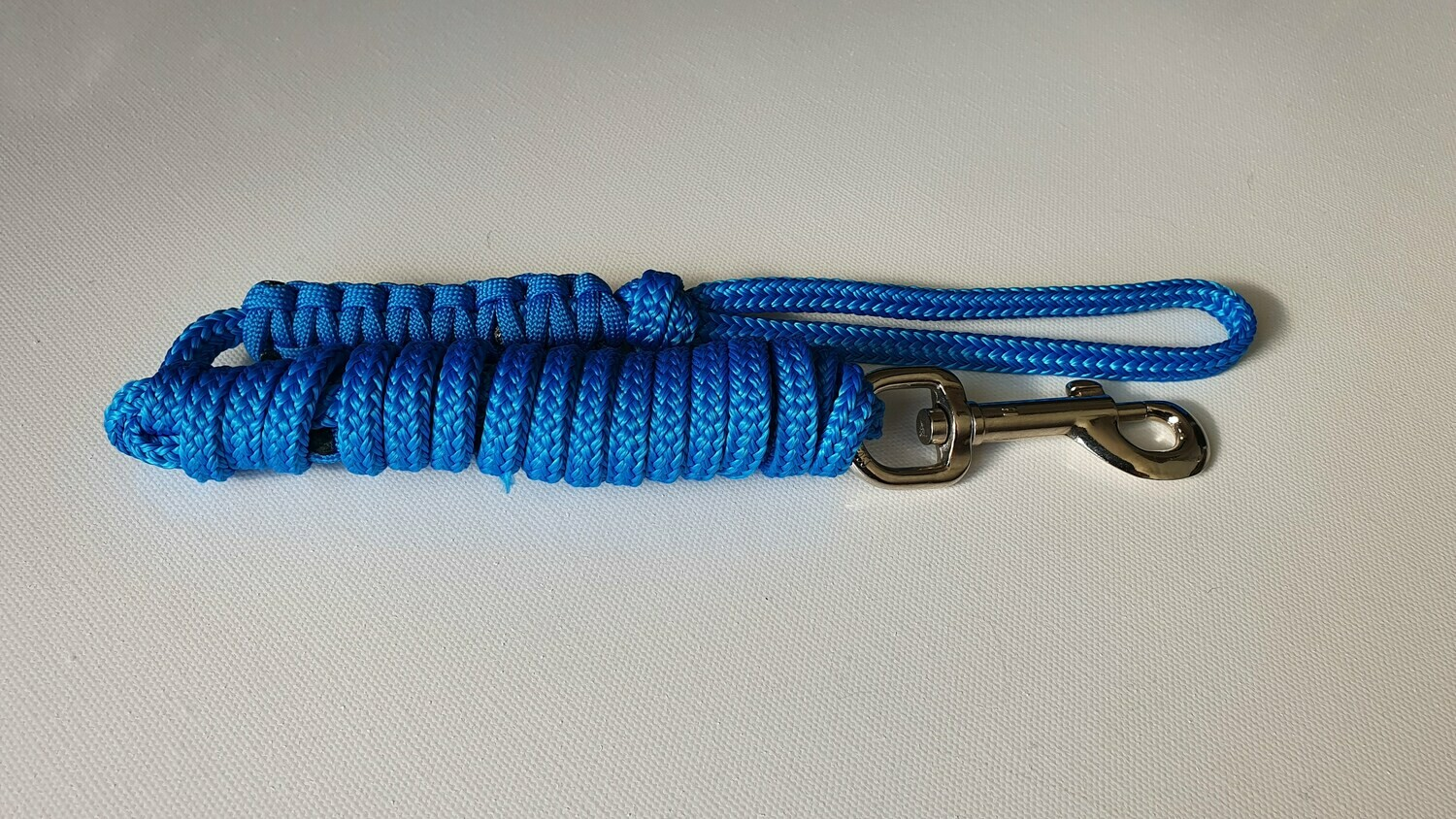 1.82m Blue Rope Dog Lead