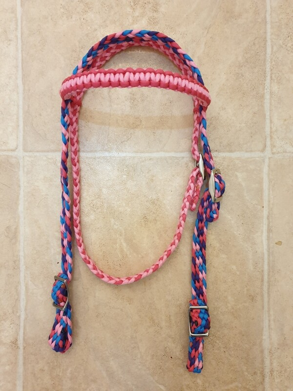 Unicorn Braided Bridle